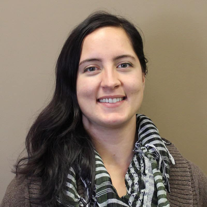 Laser and Chiropractic Assistant Stephanie Sabo